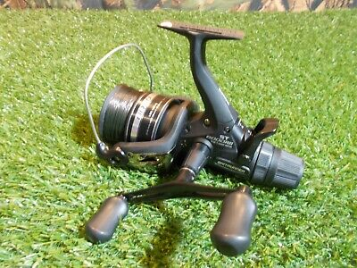 Shimano ST6000rb Fishing Bait Runner Reel Nr2 FISHING SET UP • 39.99£