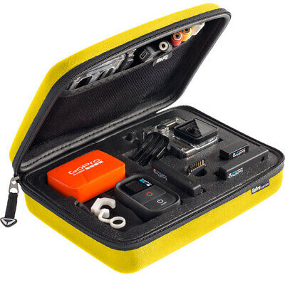 SP Gadgets Pov Storage Case For Action Camera & Accessories Yellow - M • 22.99£
