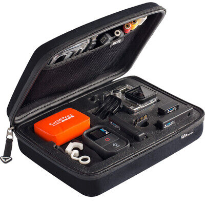 SP Gadgets Pov Storage Case For Action Camera & Accessories Black - M • 22.99£
