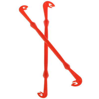 1Pc Plastic Quick Knot Tying Tool & Loop Tyer Hook Tier For Fly Fishing W2 • 2.84£