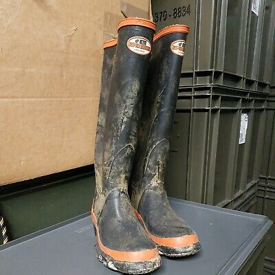Vintage New Old Stock BTR Super Lincoln Wellingtons Wellies Rubber Boots UK 6 • 159.99£