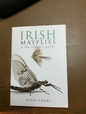 Irish Mayflies By Patsy Deery • 29.99£