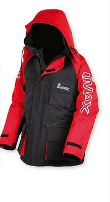 New Imax Thermo Jacket Sea Fishing 100% Waterproof Wind Proof • 59.95£