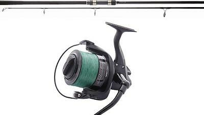 New Wychwood Dispatch S1 12FT Spod Rod & Dispatch Spod Reel + Braid Carp Fishing • 119.95£