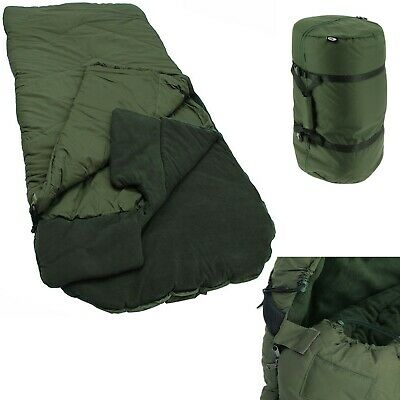 5 Seasons Warm Sleeping Bag Carp Fishing High Tog Rating Bag Camping Hunting NGT • 44.95£