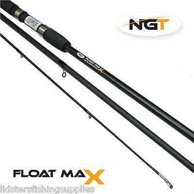 New 10ft NGT Float Max - 10ft 3pc Float Match Fishing Rod NGT Fishing Tackle • 20.23£