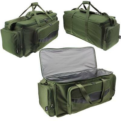 Brand New Large XXL Green Carp Fishing Tackle Bag Holdall NGT 709L Insulated Bag • 29.95£