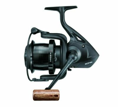 Sonik Vader X 8000 Big Pit Carp Reel With Spare Spool NEW Fishing • 49.95£