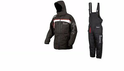 IMAX Ocean Thermo Jacket + Bib N Brace Sea Boat Beach Sea Fishing All Sizes • 89.95£