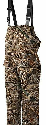 ProLogic Max-5 Comfort Thermo Camo Bib N Brace Fishing Hunting RRP £90 • 59.95£