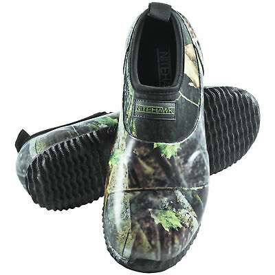 Nitehawk Camouflage Neoprene Slip On Waterproof Fishing/Hunting Shoes • 9.99£