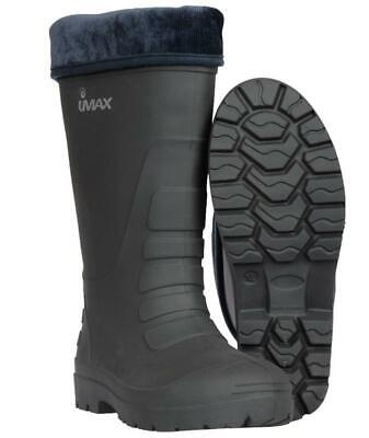 IMAX FeatherLite Thermal Boots Sea Boat Shore Fishing All Sizes RRP £59.99 • 37.95£