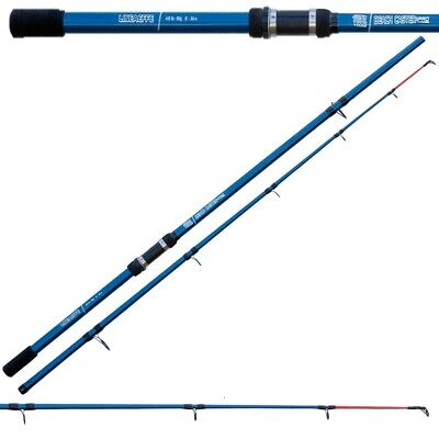 Lineaeffe Vigor 2 Beach Caster 12ft Sea Surf Beach Fishing Rod Blue • 39.95£