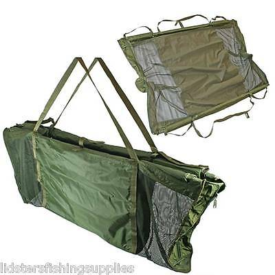 Deluxe Floating Recovery Holding Weigh Sling NGT Carp Fishing Tackle 120 X 55cm • 27.95£