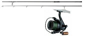 Prologic Spod Rod 12ft 4.5lb 50mm Butt Rings +  Spod Reel Loaded With 30Lb Braid • 64.95£
