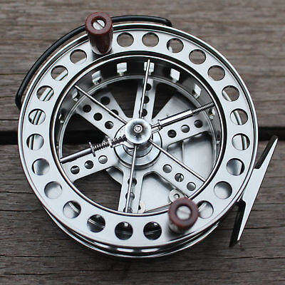 Center Pin Centrepin Floating Reel 4 1/2 Inches 113.5mm  • 41.84£