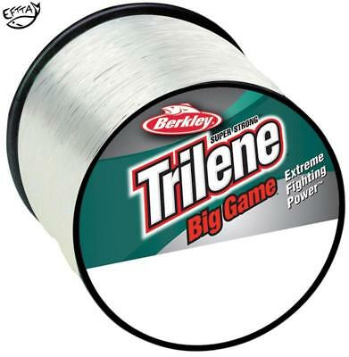 Berkley Trilene Big Game CLEAR Monofilament Fishing Line - All Breaking Strains • 9.99£