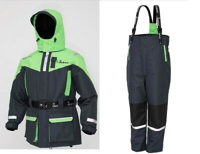IMAX Seawave Floatation Suit 2PC All Sizes Sea Boat  Fishing NEW LTD EDITION • 129.95£