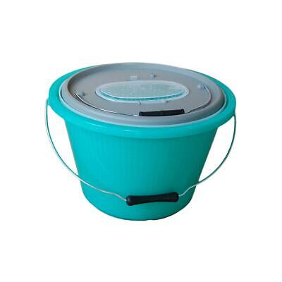 Tronix Axia Live Bait Bucket / Small Or Large / Fishing • 13.99£