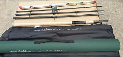 Rovex John Wilson 11ft Travel Barbel Quiver Rod In Hard Case NEW 2019 • 69.95£