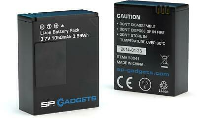 SP Gadgets Replacement Batteries For GoPro HERO3 And 3+ - 2 Pack • 34.99£