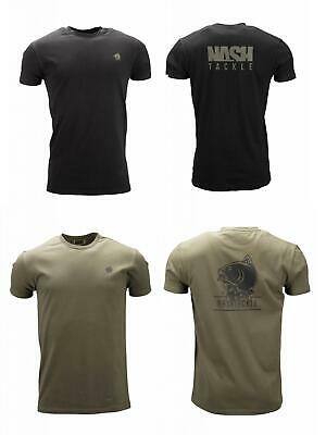 Nash Tackle T-Shirt / Carp Fishing Clothing • 15.99£