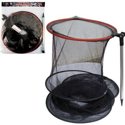 6.5 Ft Keep Net & Bank Stick For Match Carp Coarse Fishing Tackle 200cm 2m • 21.58£