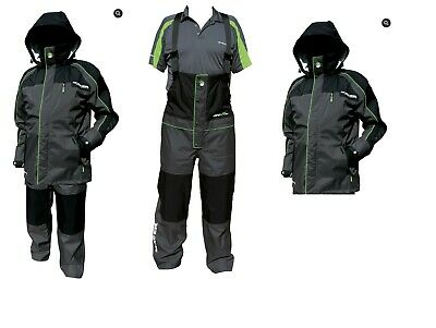 Maver MVR-25 Waterproof Jacket  Bib & Brace Or Suit Sizes M L Xl XXL XXXL XXXXL • 109.95£