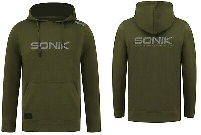 Sonik Navitas  Core Carp Fishing Hoody Pullover Fleece  • 29.95£