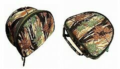 Padded Large Camo Reel Case • 6.99£