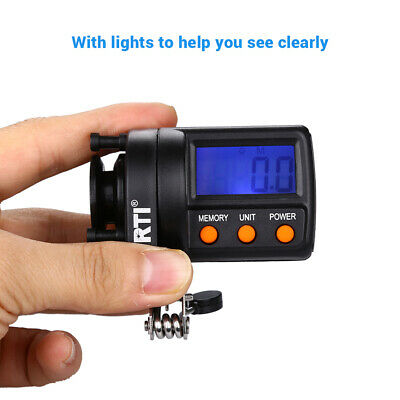 Fishing Line Counter Meter Finder With Battery Fishing Tools Digital LCD Display • 24.19£