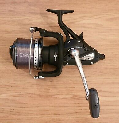 Shimano XT-A Long Cast B-Baitrunner Fishing Reel, Used Once! • 56£