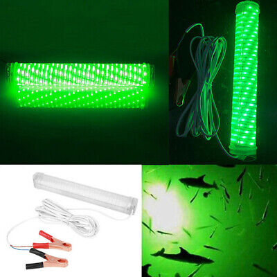 Night Krill Lures Attract Squid LED Underwater Double Waterproof Fishing Light • 21.55£