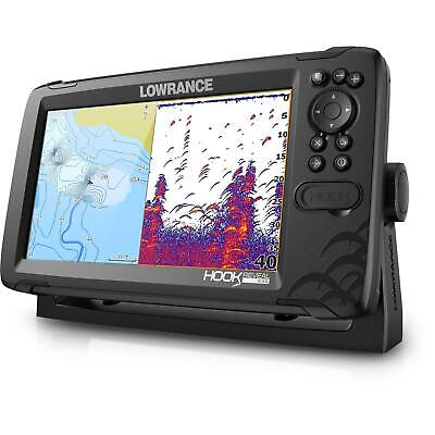Lowrance Hook Reveal 9 50/200 / Fish Finder GPS Plotter • 609.99£