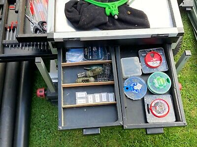 Full Fishing Set Up , All In Brilliant Condition Hardly Used To Much To List  • 350£