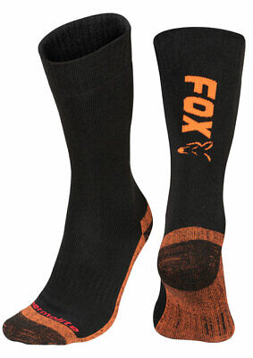 Fox NEW Collection Thermolite Socks - Carp Fishing Thermal Sock - All Sizes • 12.99£