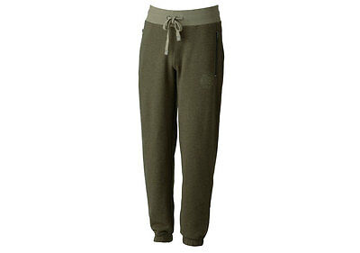 Trakker Aztec Joggers Jogging Bottoms Green Duo Tone NEW *All Sizes* • 29.99£