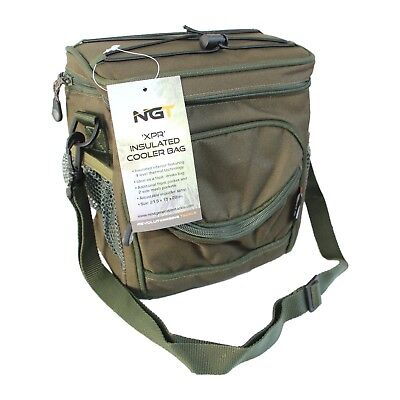 NGT Carp Fishing XPR Insulated Cooler Bag Carryall Food OR Bait Boilies • 14.95£