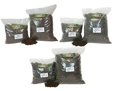 Hinders Elips Pellets *All Sizes* NEW Coarse Fishing Pellets • 11.20£