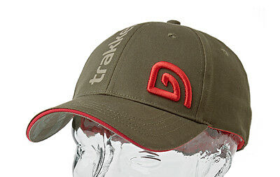 Trakker Flexi-Fit Icon Baseball Hat Cap NEW Carp Fishing- 207630 • 15.99£
