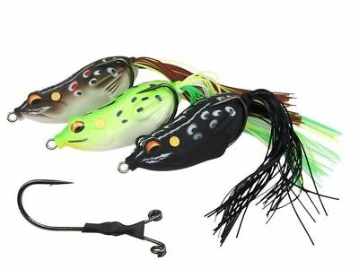 Savage Gear 3D Walk Frog *Complete Range* NEW Predator Fishing Surface Lure • 9.99£