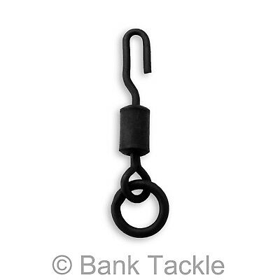 Spinner Swivels Size 11 For Ronnie Rigs Carp Fishing Tackle Quick Change (SQN) • 2.79£