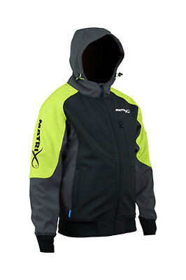 Matrix Soft Shell Fleece *All Sizes* NEW Coarse Fishing Zipped Fleece • 54.99£