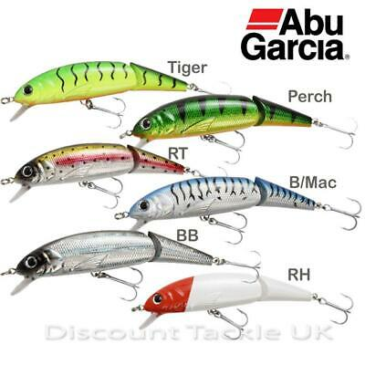 Abu Float Jointed Tormentor Lures Choose Colour & Size • 5.89£