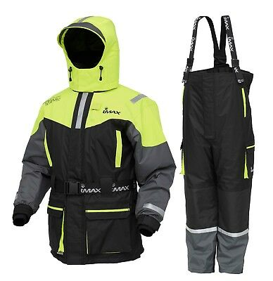 IMAX Seawave Floatation Suit *All Sizes* NEW Sea Wave 2 Piece Waterproof Suit • 119.99£