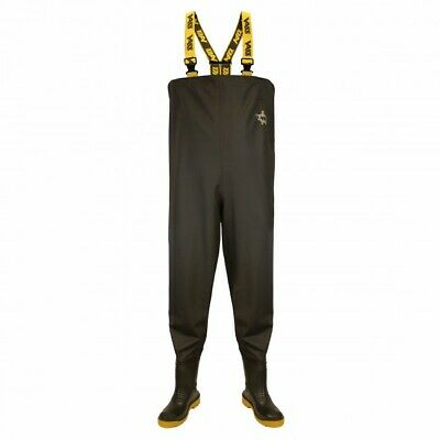 VASS 350-70E Lightweight Chest Wader *Sizes 7-12* NEW Fishing Waders • 79.99£
