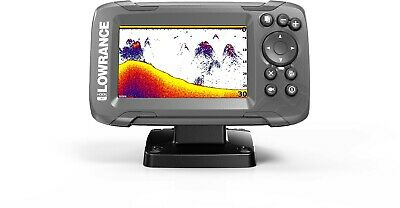Lowrance Hook 2 4X Bullet Skimmer CE Fishfinder NEW Fishing Echo Sounder • 107.99£