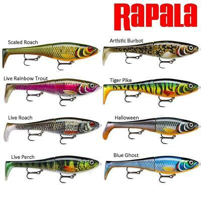 Rapala X-rap Peto 14cm & 20cm -  Choose Size & Colour Pike Predator Fishing  • 15.95£