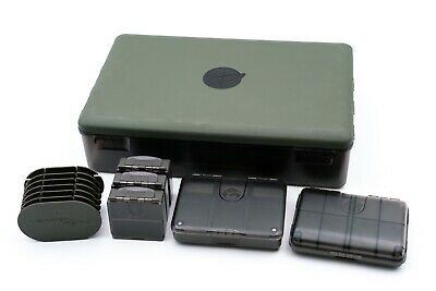 Korda Tackle Box Tacklebox & Accessory Compartment Boxes *Full Range Available* • 10.99£