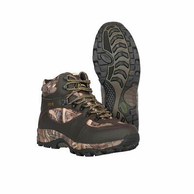 Prologic Max 5 Grip-Trek Camo Waterproof Boots For Fishing And Hiking • 69.50£